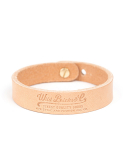 와일드 브릭스(WILD BRICKS) SG WRAP LEATHER BRACELET (beige)