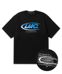 엘엠씨(LMC) LMC 5th ANNIV RETRO 3D CO TEE black