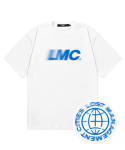 엘엠씨(LMC) LMC 5th ANNIV RETRO MOVING OG TEE white