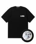 엘엠씨(LMC) LMC 5th ANNIV RETRO MOON TEE black