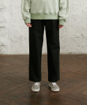 하이드아웃(HIDEOUT) MODOO PANTS RETURNS_모두바지 리턴즈 (black)_HHPNX20201BLK