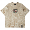 로맨틱크라운(ROMANTIC CROWN) FRIDAY TIE DYE TEE_OATMEAL