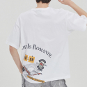 로맨틱크라운(ROMANTIC CROWN) FRIDAY GRAPHIC TEE_WHITE