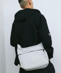 브라운브레스() STIN CROSS BAG - WHITE