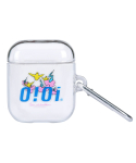 5252 바이 오아이오아이(5252BYOIOI) [5.B.OXMG] SPACE ANGEL AIRPODS CASE_clear