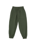 어낫띵() LINEN-COTTON LOOSE-FIT JOGGER PANTS (Khaki)