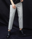 가먼트레이블(GARMENT LABLE) GL SNAP PANTS - Cream Grey