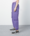 로켓런치() [UNISEX] R CARGO BANDING PANTS [3COLOR]