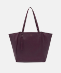 뮤트뮤즈(MUTEMUSE) PLAZA Bag (Merlot)