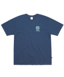 디스이즈네버댓(THISISNEVERTHAT) CNP-Logo Tee Light Navy