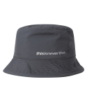 디스이즈네버댓(THISISNEVERTHAT) PERTEX® Reversible Bucket Hat Black