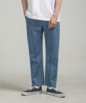 싱커루프(SINKERLOOP) M-Grin #0880 BBO-ing TAPERED JEANS