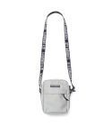 큐티에잇() FG CORDURA® Mini Cross Bag (Light Grey)
