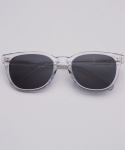 세미콜론 아이웨어(SEMICOLON EYEWEAR) T-1 Gray Sunglasses
