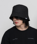 엑스피어() x Bucket Hat Denim Black