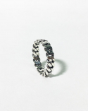 925데이(925DAY) Modern chain ring (실버925)