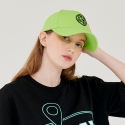 프레이() CIRCLE LOGO BALL CAP - NEON