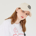프레이() CIRCLE LOGO BALL CAP - BEIGE