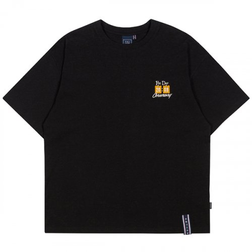 FRIDAY SCORE BOARD TEE_BLACK