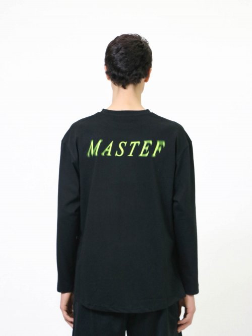 마스테프(MASTEF) Philosophy Collection: Green Care Label Long Sleeves