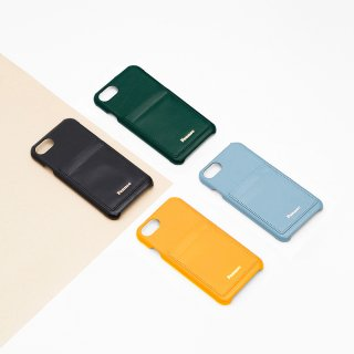 페넥(FENNEC) FENNEC LEATHER iPHONE SE2 CARD CASE (6COLORS)