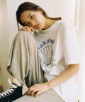 LAT01 SEASHELL T-SHIRT(WHITE)