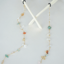 트레쥬(TREAJU) Natural shape glasses chain