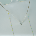 트레쥬(TREAJU) Macaron color glasses chain
