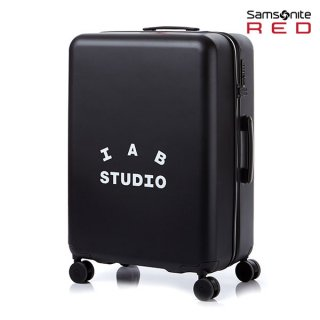 쌤소나이트 레드(SAMSONITE RED) IAB STUDIO 캐리어 68/25 BLACK HI509005