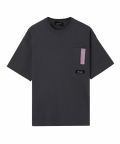 F TYVEK DOUBLE POCKET T-SHIRT Gray