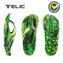 텔릭(TELIC) 리커버리 컴포트 슈즈 FLIP FLOP_LIMITED EDITION_MARBLING YELLOW GREEN
