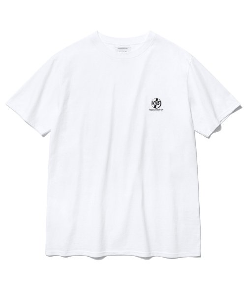 비바스튜디오(VIVASTUDIO) VIS SHORT SLEEVE JS [WHITE]