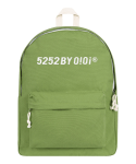5252 바이 오아이오아이(5252BYOIOI) MINI POCKET SET CANVAS BACKPACK_green