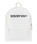 5252 바이 오아이오아이(5252BYOIOI) MINI POCKET SET CANVAS BACKPACK_ivory