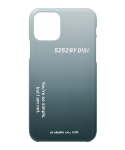 5252 바이 오아이오아이(5252BYOIOI) 5252 LETTERING PHONE CASE_gradation grey