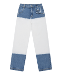 5252 바이 오아이오아이(5252BYOIOI) DYEING COLOR JEANS_blue