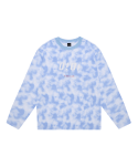 5252 바이 오아이오아이(5252BYOIOI) SIGNATURE LOGO LONG SLEEVE T-SHIRTS_tiedye
