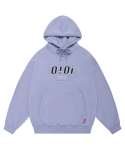 5252 바이 오아이오아이(5252BYOIOI) 2020 SIGNATURE HOODIE_light purple