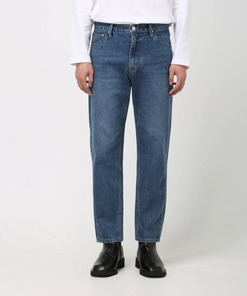 포윗(POWIT) 1129 CRUISER JEANS [CROP TAPERED]