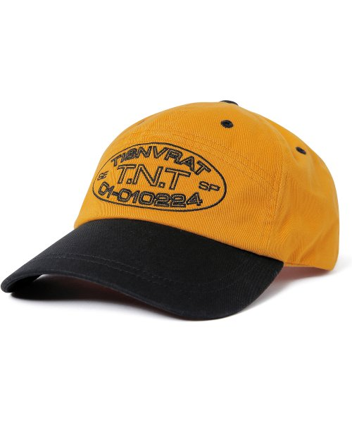 디스이즈네버댓(THISISNEVERTHAT) TNT 7 Panel Cap Yellow