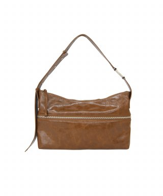 마뗑킴(MATIN KIM) FALL BAG IN CAMEL BROWN