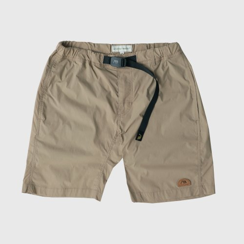 어나더리더(ANOTHER LEADER) Standard short pants (Beige)