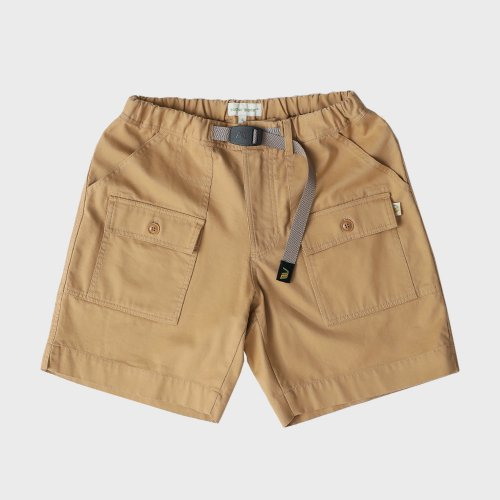 어나더리더(ANOTHER LEADER) Pocket Short pants (Beige)