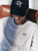 던스트 포 맨(DUNST FOR MAN) UNISEX DT LOGO BALL CAP DARK NAVY_M_UDHE0F101N2