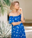 데이즈데이즈(DAZE DAYZ) AZUL OFF-SHOULDER DRESS