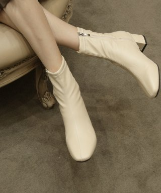 리플라(LI FLA) LJH1002 cream ankle
