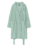 5252 바이 오아이오아이(5252BYOIOI) PIPING POINT TERRY ROOM ROBE [MINT]