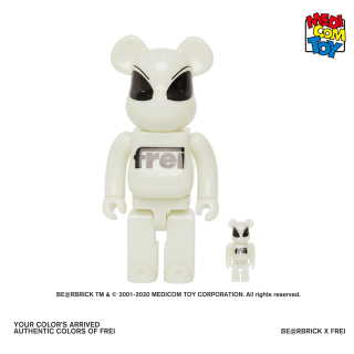 프라이(FREI) BE@RBRICK BY FREI