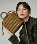 사비(4OUR B) pad rope bag _ olive