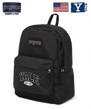 예일(YALE) ( YALE X JANSPORTS ) 2 TONE ARCH SUPERBREAK BACK PACK(LIMITED)